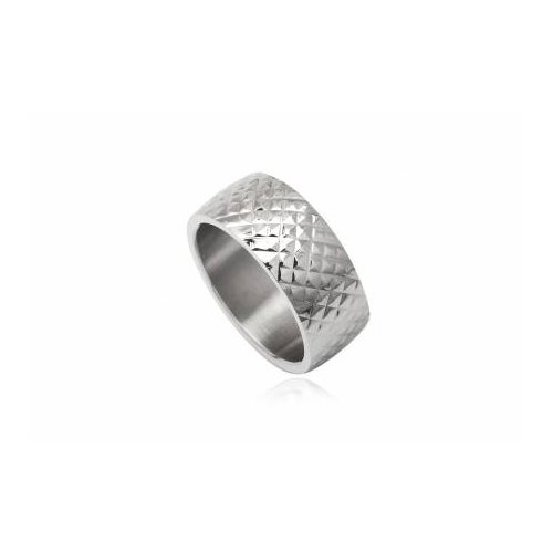 Δαχτυλίδι από Ανοξείδωτο Ατσάλι
