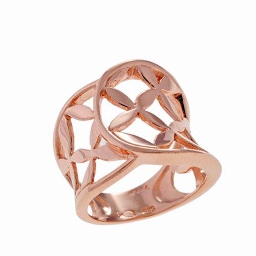 Δαχτυλίδι σε Ροζ Χρυσό