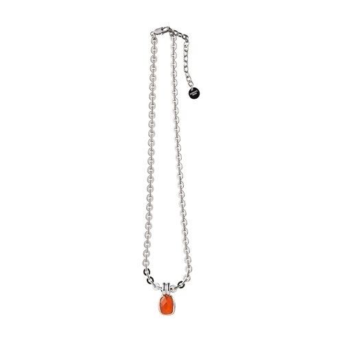 Laikipia SS Orange Necklace