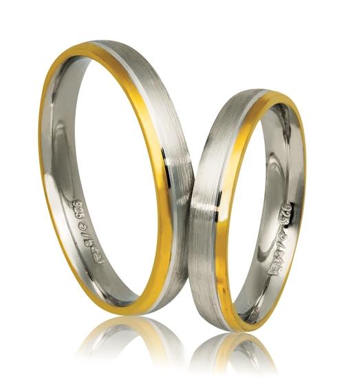 Βέρες Γάμου σε Ασήμι και Χρυσό